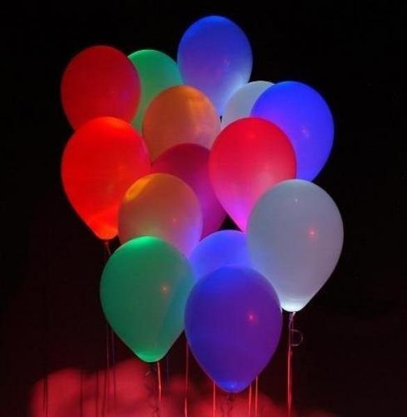 Palloncini Luminosi 5PZ Con LED Per Feste Party Ed Eventi Vari EBay