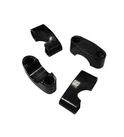 anelli fissaggio manubrio quad atv 50cc 70cc 110cc