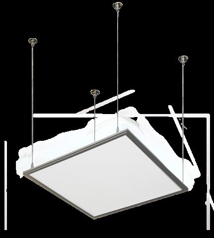 pannello led illuminazione economica 60x60