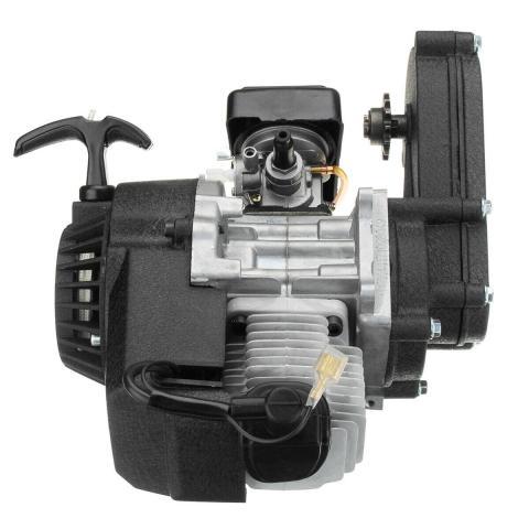 Motore a 2 tempi Pull Start con trasmissione per Mini Motor Pit Dirt Bike