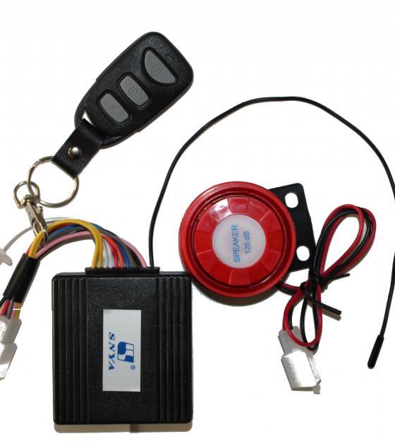 allarme antifurto mini quad telecomando accensione remota atv 4 tempi