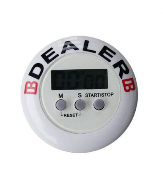 TIMER POKER DEALER ELETTRONICO