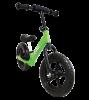 bici b-bike senza pedali verde